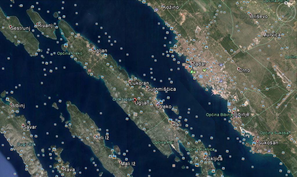 Otok Ugljan